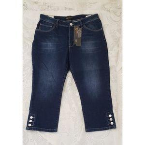 Lee Platinum Label  Capri Jeans (179)